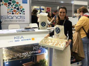 Η Κέα κερδίζει τις εντυπώσεις στις μεγαλύτερες τουριστικές εκθέσεις