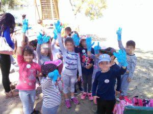 Εθελοντική δράση στο Γιαλισκάρι