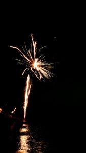 Πυροτεχνήματα στον Οτζιά