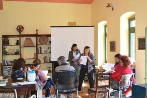 Πρώτη Συνάντηση Σχολής Γονέων στην Κορησσία