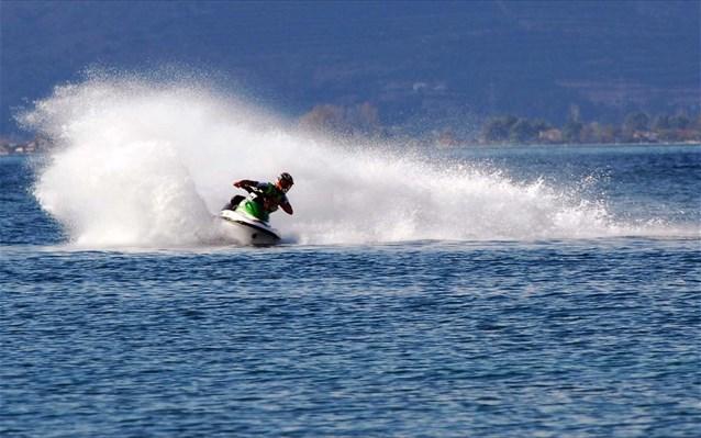 Απόφαση Λιμεναρχείου Λαυρίου απαγόρευσης κυκλοφορίας θαλάσσιων μοτοποδηλάτων