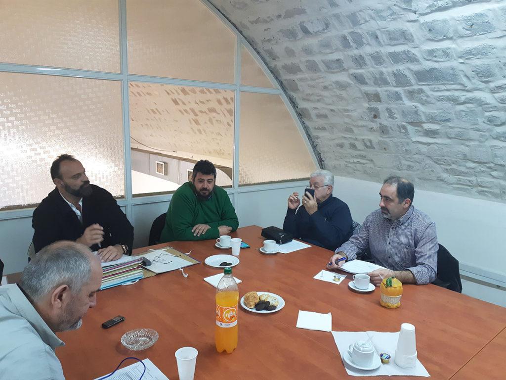 Συνεδρίαση Δημοτικού Λιμενικού Ταμείου Σύρου