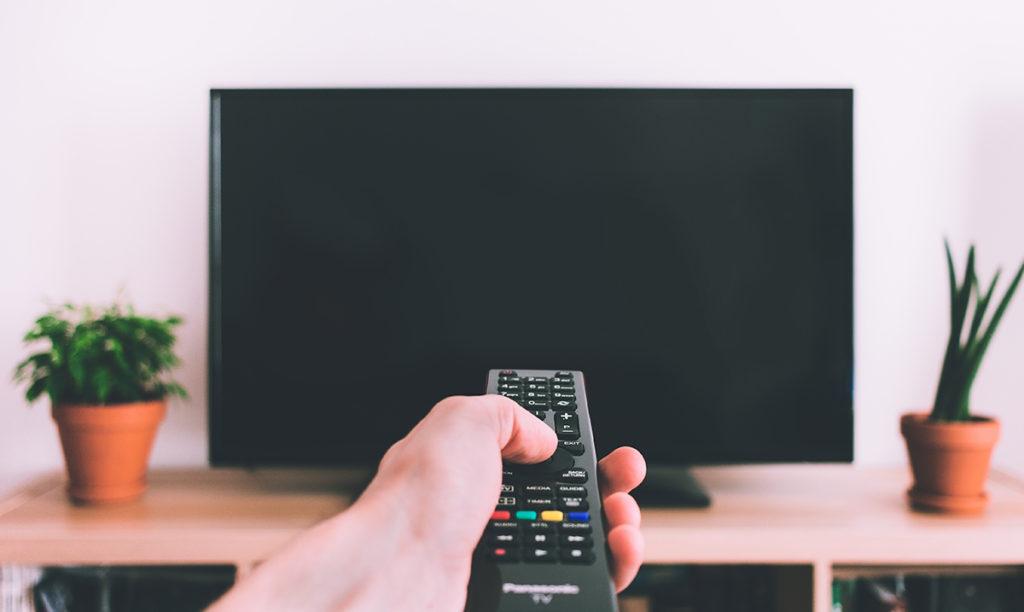 τηλεοπτικής κάλυψης