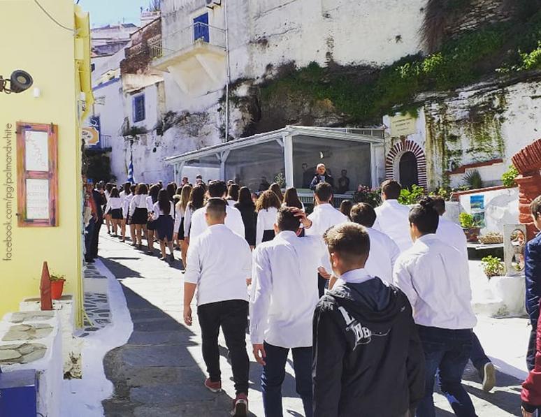 Εορτασμός 25ης Μαρτίου στην Κέα και σύσκεψη επί των τοπικών θεμάτων