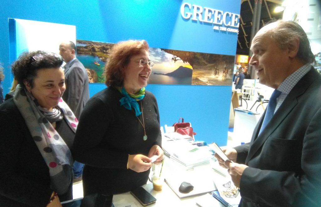 Η Κέα βρέθηκε στην Ολλανδία για την τουριστική έκθεση VAKANTIEBEURS 2020