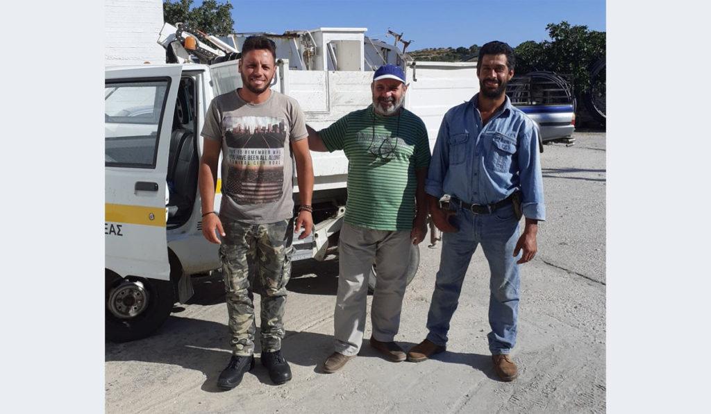 Πρόσληψη δύο ηλεκτρολόγων στην Τεχνική Υπηρεσία του Δήμου Κέας