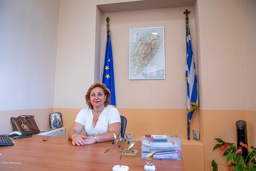 Η Δήμαρχος Κέας μιλά για το νησί στο γαλλικό Forbes