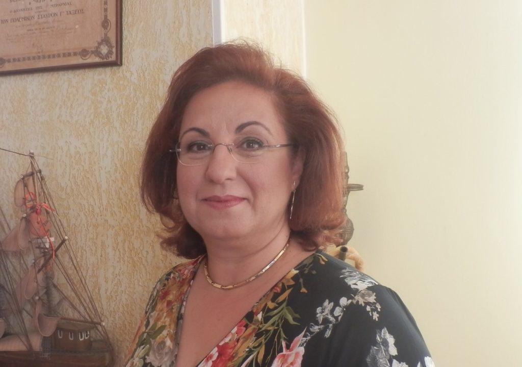 Δήμαρχος Κέας Ειρήνη Βελισσαροπούλου